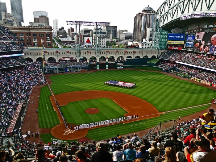 Minute Maid Park - Houston