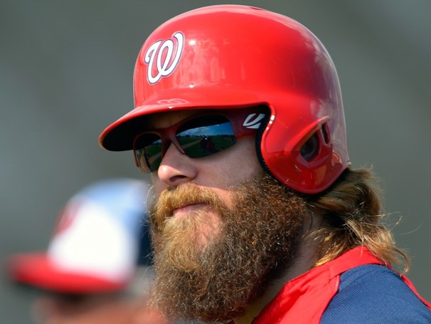 Jason Werth - Nationals