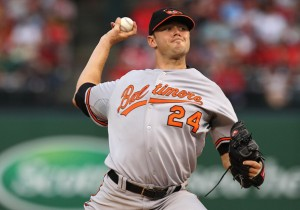 Chris Tillman - ORIOLES